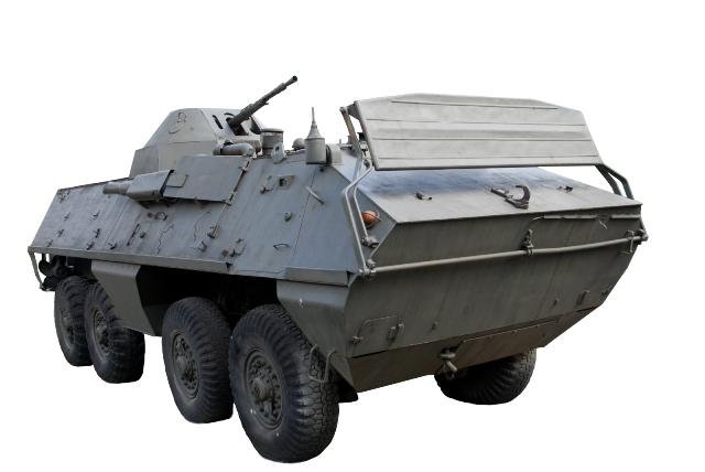 Amphibienfahrzeug